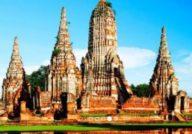 temple bouddhiste durant notre voyage en Thaïlande