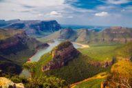 Voyage en Afrique paysage