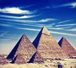 Pyramides en Egypte