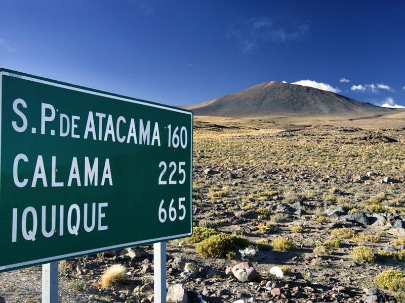 voyager au Chili